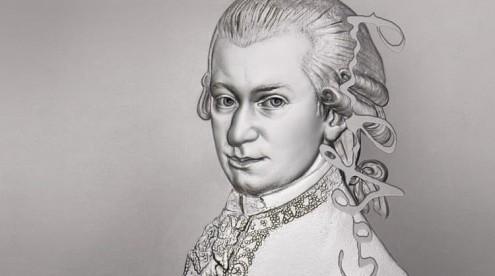 Mozart das Wunderkind