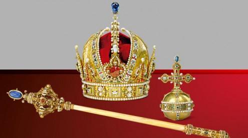 Kronen der Habsburger