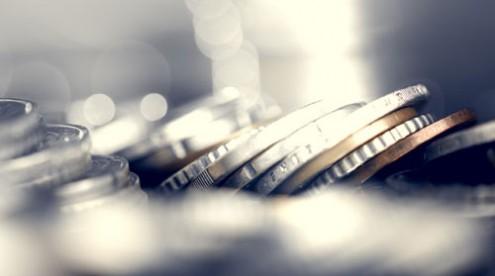 Euromünzen, © rzoze19  / shutterstock