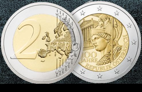 Symbolbild 2-Euro-Münze