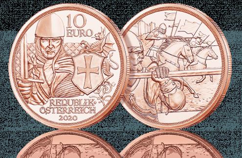 Symbolbild Kupfermünze
