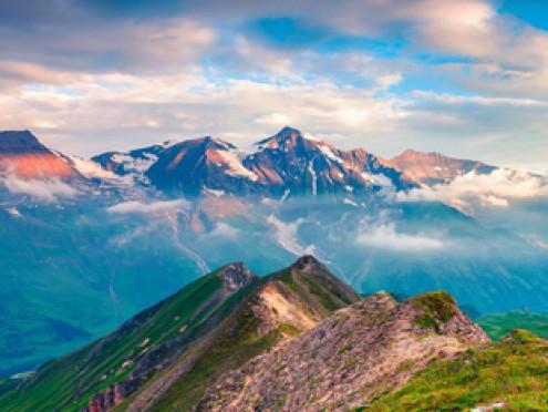 Münzserie Naturschatz Alpen