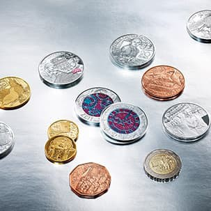 Das Münzen Abo
