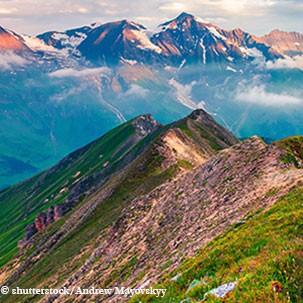 Teaserbild Naturschatz Alpen 50-Euro-Goldmünzen-Serie