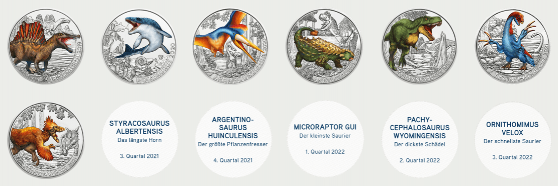 Supersaurier Serie