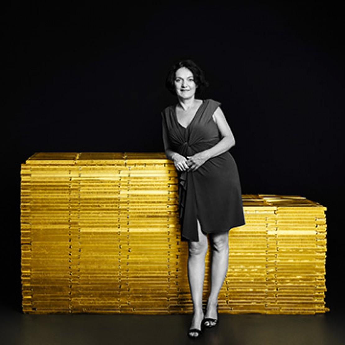 Goldbarren der Münze Österreich AG