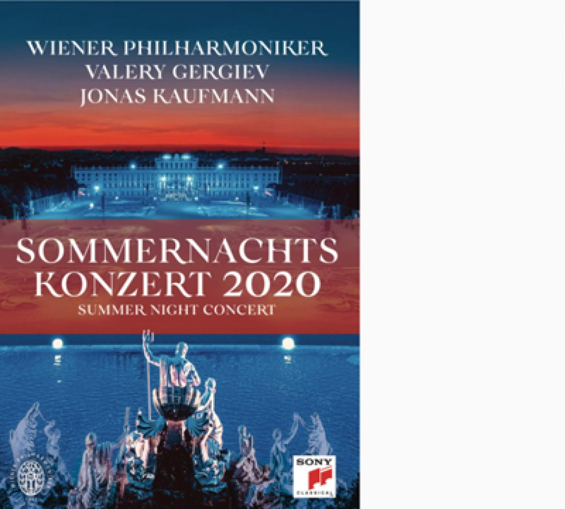 DVD Cover Sommernachtskonzert 2020