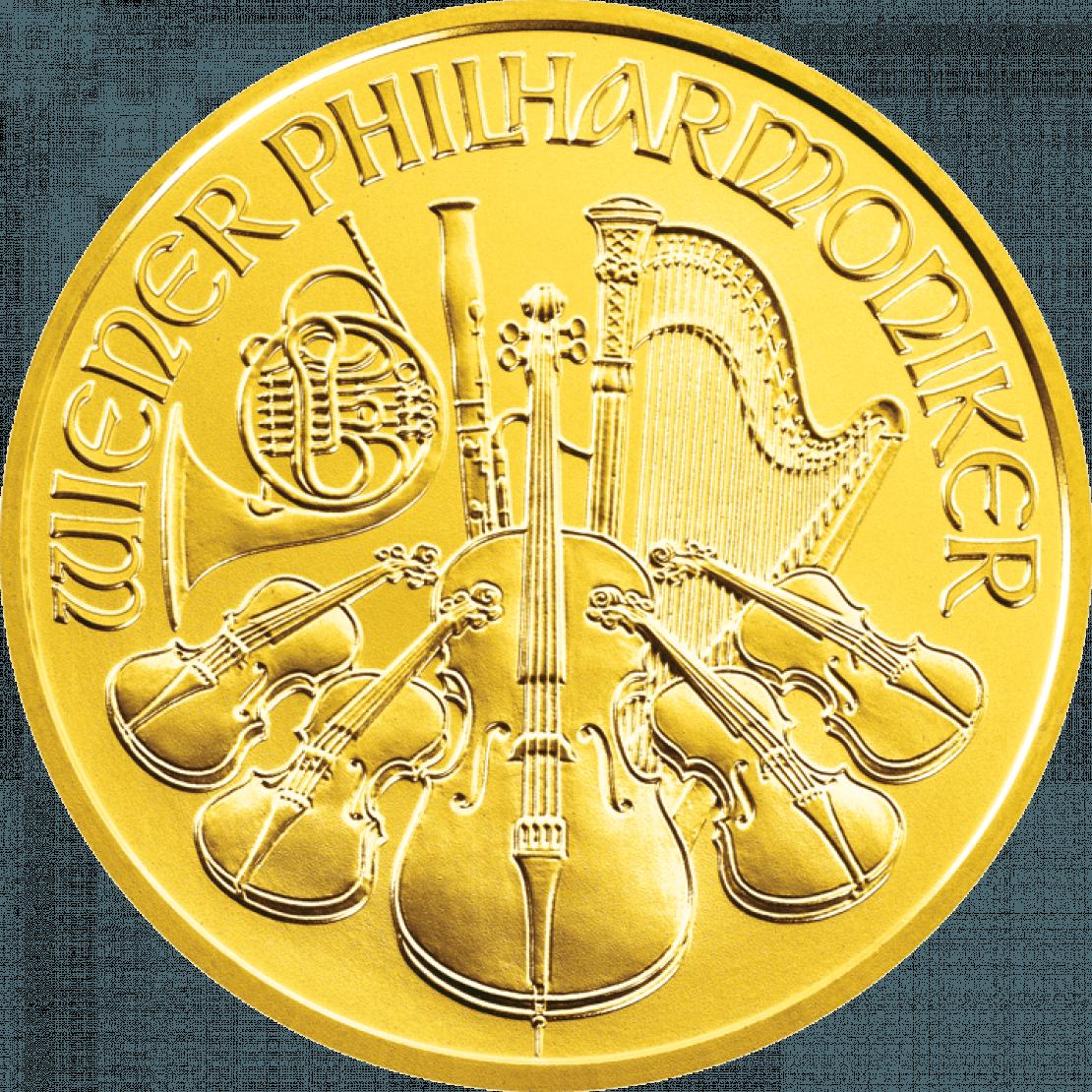 Philharmoniker Gold RV