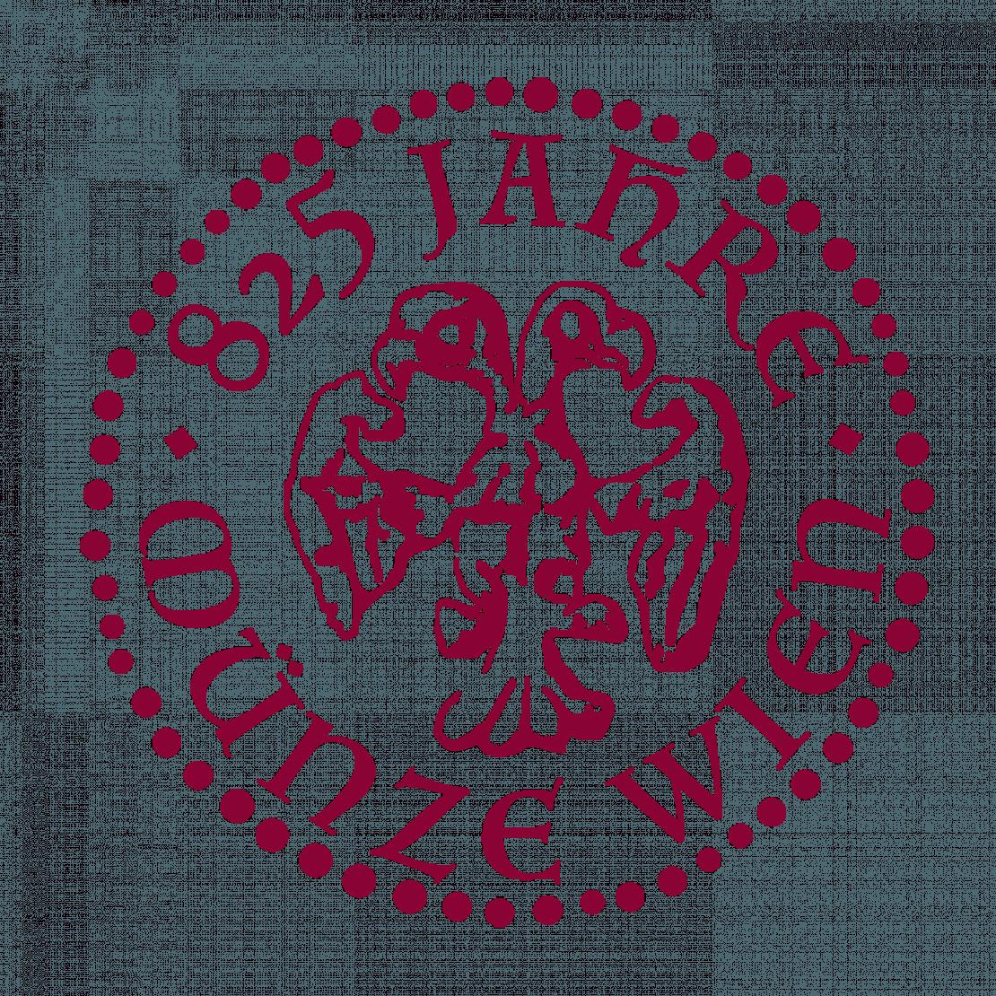 Logo 825 Jahre Münze Wien