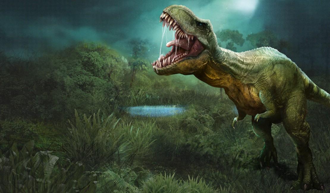Slider Tyrannosaurus rex