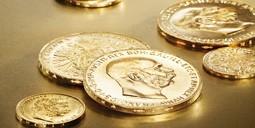 Dukaten, Gulden, Kronen