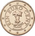 1 Cent Österreich