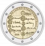 2-Euro Sondermünze Staatsvertrag