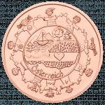 10 Euro Österreich Kupfer