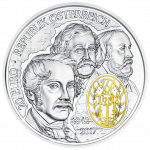 Silbermünze 175 Jahre Wiener Philharmoniker