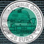 25 Euro 2004 Semmeringbahn AV