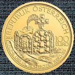 Goldmünze Krone römisches Reich