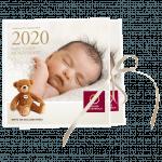 Baby-Euromünzensatz 2020