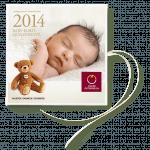 Baby-Euro-Münzensatz 2014