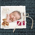 Baby-Euro-Münzensatz 2015