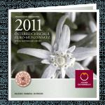 Euro-Münzensatz 2011 HGH