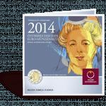 Euro-Münzensatz 2014 HGH