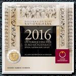 Euro-Münzensatz 2016 HGH
