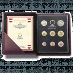 Euro-Münzensatz PP 2012