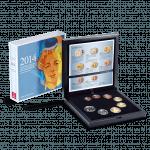 Euro-Münzensatz PP 2014