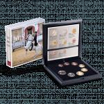 Euro-Münzensatz PP 2015