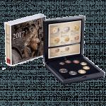 Euromünzensatz 2017 Polierte Platte