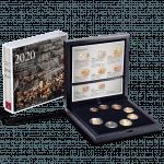 Euro Münzensatz Polierte Platte 2020