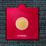 10 Kronen verpackt