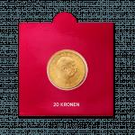 20 Kronen verpackt