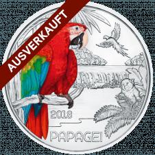 Tier Taler der Papagei, ausverkauft
