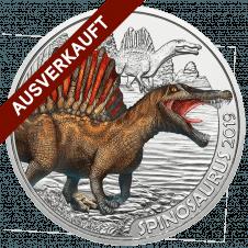 Supersaurier - Spinosaurus ausverkauft