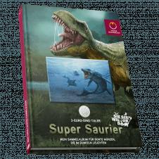 Super Saurier Sammelalbum