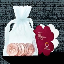 5-Euro Neujahrsmünzen-Set