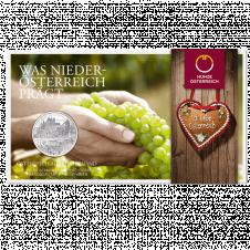 10-Euro-Münze 2013 Niederösterreich