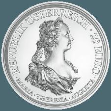 Maria Theresia, Tapferkeit