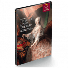 Sammelmappe zur Serie Maria Theresia