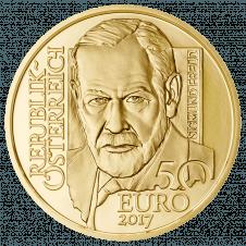 Siegmund Freud Vorderseite