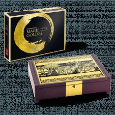 Sammelkassette Magie des Goldes