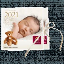 Baby Euromünzensatz 2021