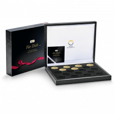 Geschenkkassette Philharmoniker Gold