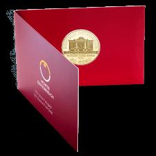 1/2 Unze Wiener Philharmoniker in Gold