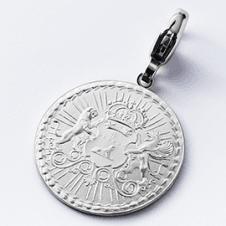 Motiv Erfolg in Silber