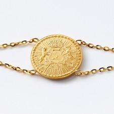 Gold-Armkette Erfolg