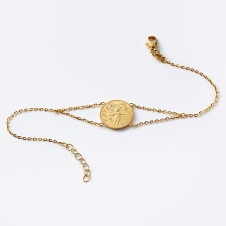 Gold-Armkette Geburt