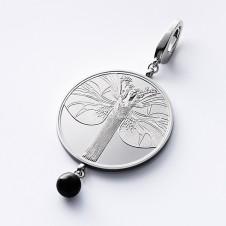 Collier-Anhänger Erweckung in Silber